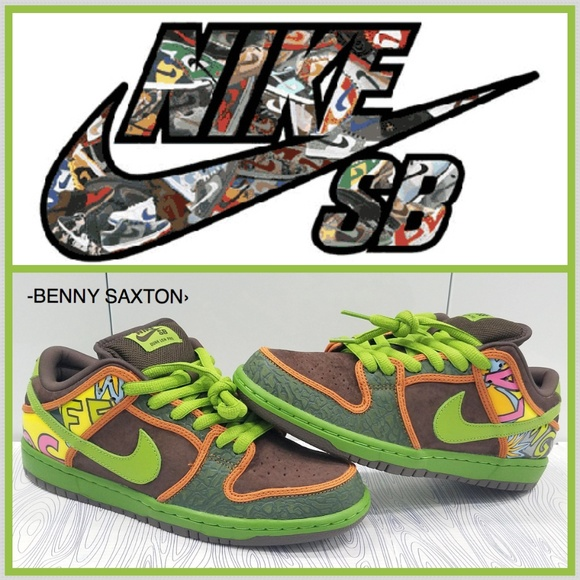new product 0d60c 54824 BRAND NEW NIKE SB DUNK LOW